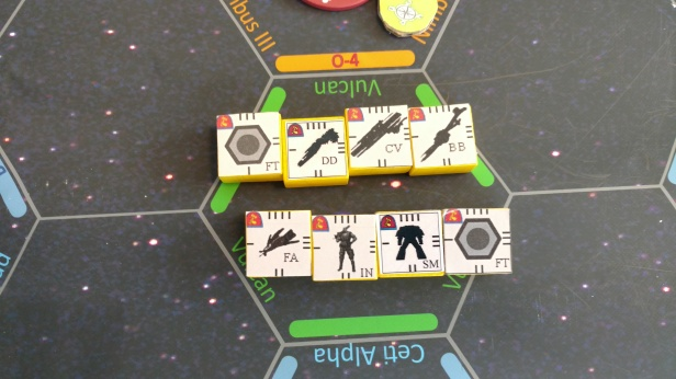 Expansion or Extinction Starting Units