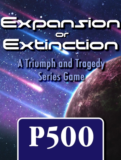 Expansion or Extinction