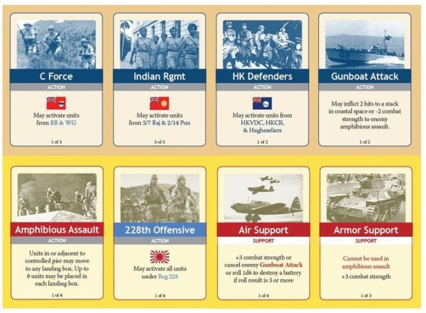 Glory Recalled Cards