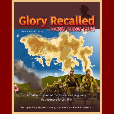 Glory Recalled Cover