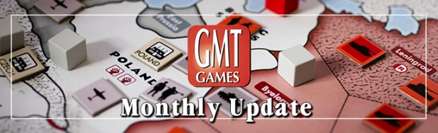 GMT July Monthly Update Banner