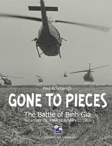 Gone to Pieces Cover