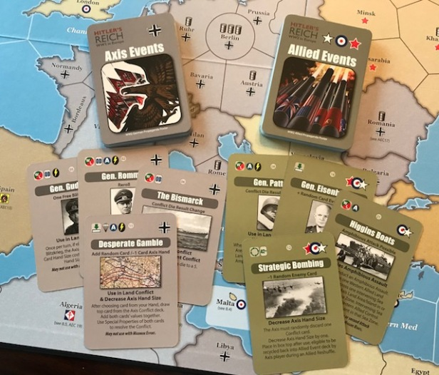 Hitler's Reich Event Cards