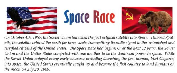Space Race Summary