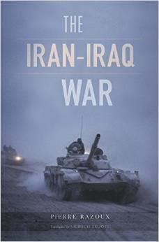 The Iran-Iraq War Book Cover