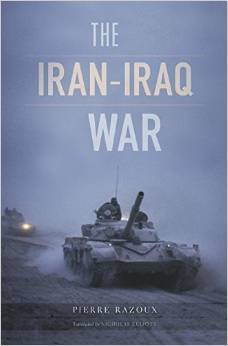The Iran-Iraq War Book Cover
