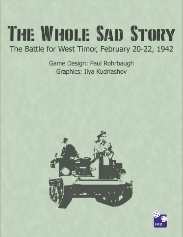 The Whole Sad Story Cover