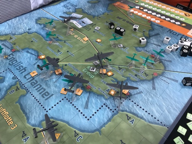 Gen Con 2018 Battle of Britain from PSC Games