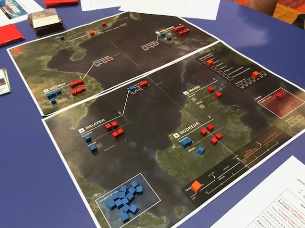 Gen Con 2018 Flashpoint South China Sea