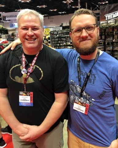Gen Con 2018 Travis Hill