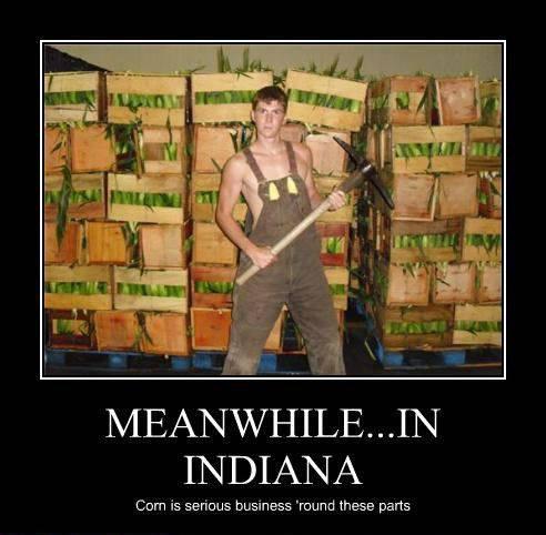 Gen Con Meme Corn Indiana Meme