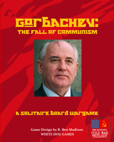 Gorbachev The Fall of Communism Cover