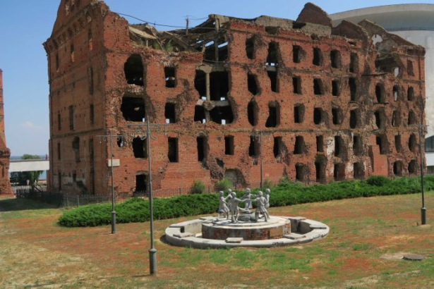 Pavlov's House Stalingrad