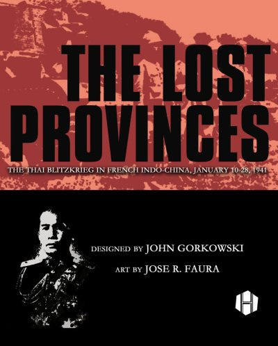 The Lost Provinces Cover