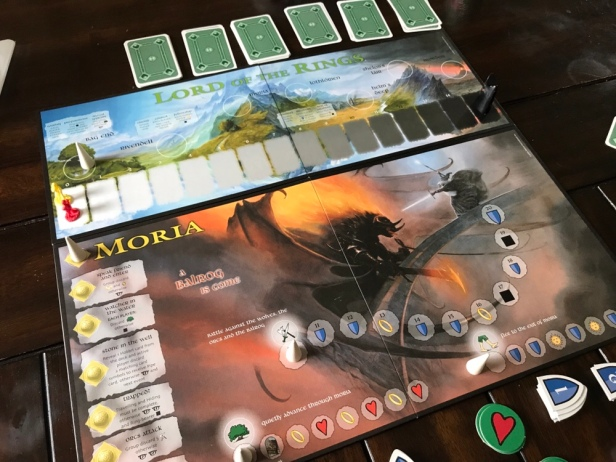 Best 3 Games with…The Lord of the Rings! – The Players' Aid