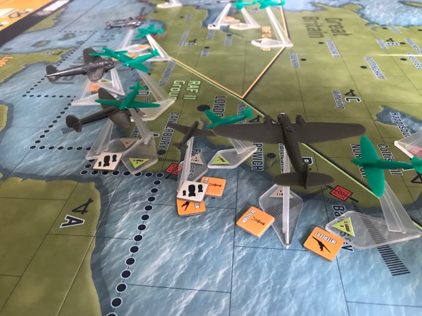 Battle of Britain from PSC Games – Action Point 1 – The