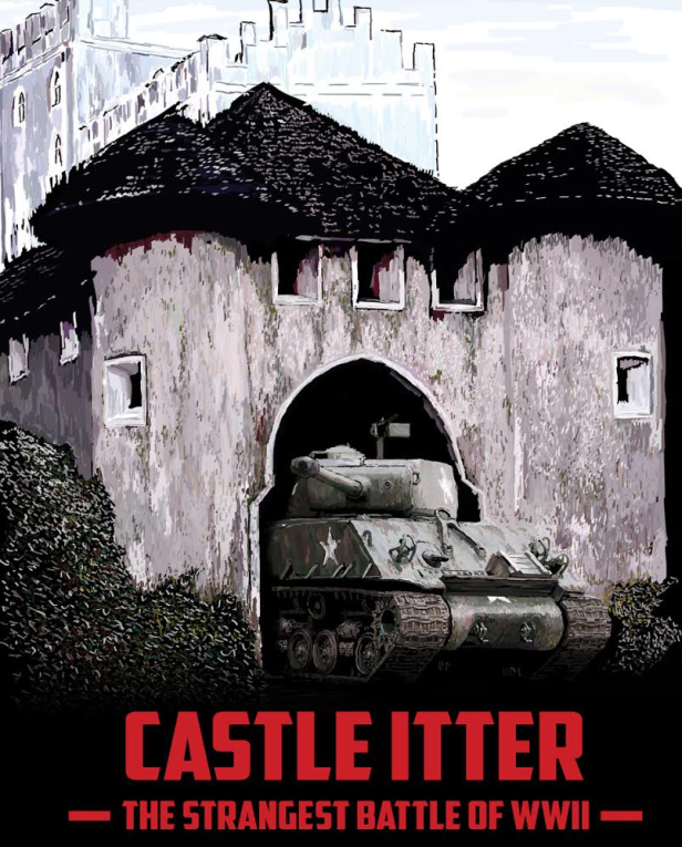 Castle Itter, first impressions image