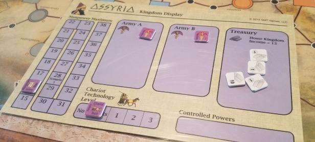 genesis player board