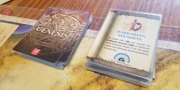genesis cards