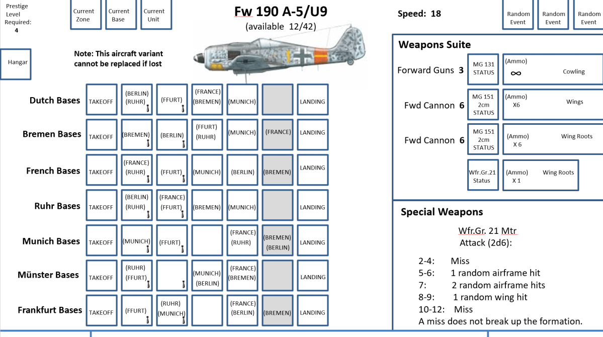Interview with Gregory M. Smith Designer of Interceptor Ace: Daylight Air Defense Over Germany, 1943-1944 from Compass Games image