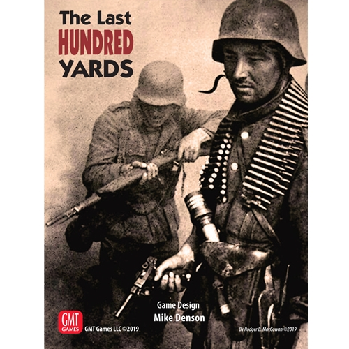 The Last Hundred Yards Cover