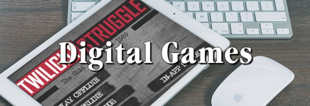 Digital Games GMT Monthly Update