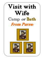 Hunt for Blackbeard Wife Tile