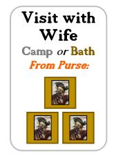 Hunt for Blackbeard Wife Tile