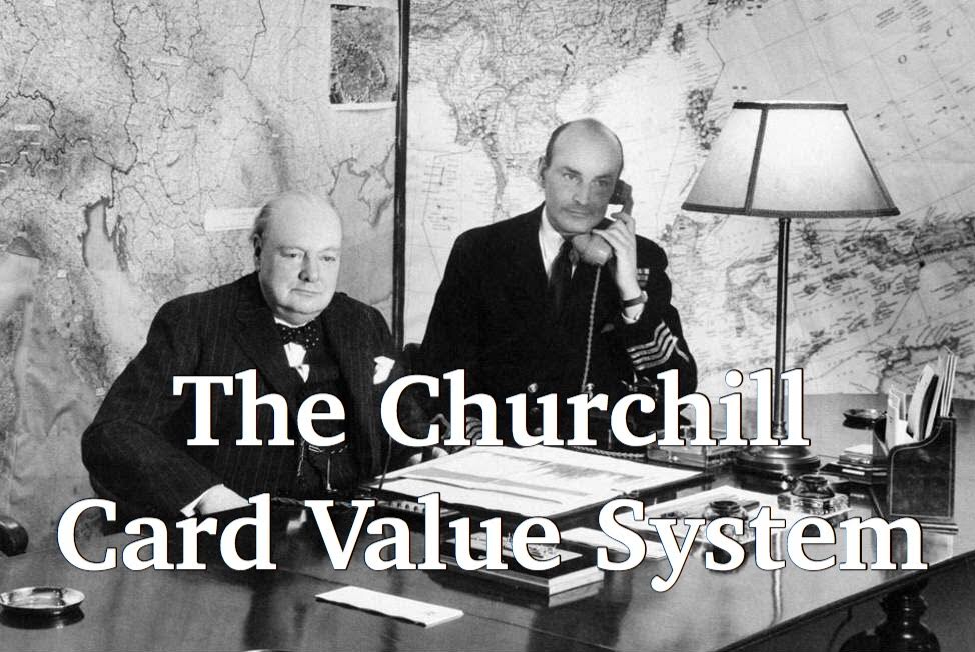 Guest Blog: The Churchill Card Value System (CCVS) or How I Tamed the Bots for Churchill Big Three Struggle for Peace from GMT Games by Tony Hernandez
