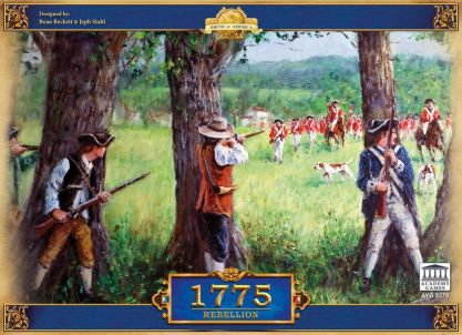1775 Rebellion Cover