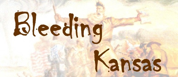 Bleeding Kansas Alternate Cover Banner