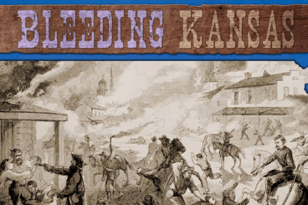 Bleeding Kansas Cover
