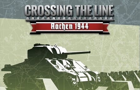 Interview with Dirk Blennemann Designer of Crossing the Line: Aachen 1944 from Furor Teutonicus Games