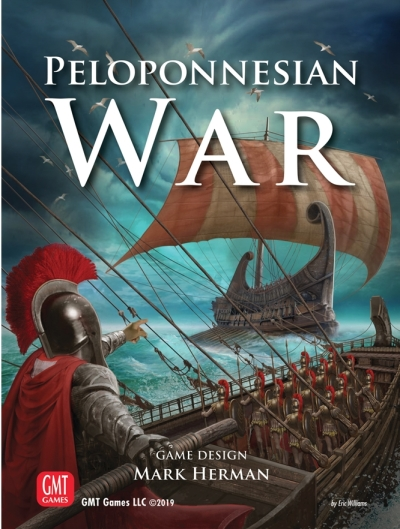 Peloponnesian War Cover