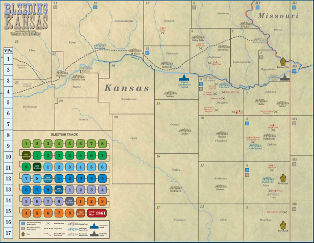 Bleeding Kansas Map Final