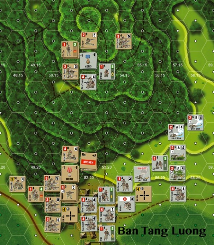 Front Toward Enemy Map and Counters
