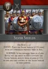 Successors Silver Shields