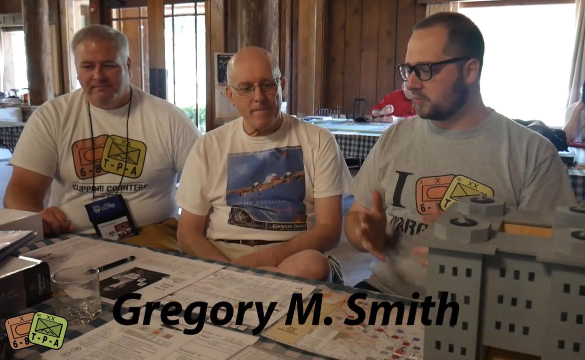 WBC: Interview with Gregory M. Smith Designer of Western Front Ace: The Great War in the Air, 1916-1918 from Compass Games