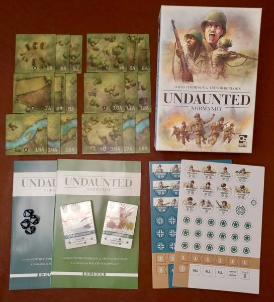 Undaunted Components