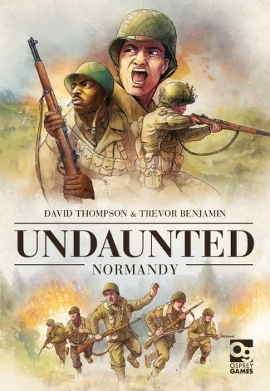 Undaunted Normandy Cover