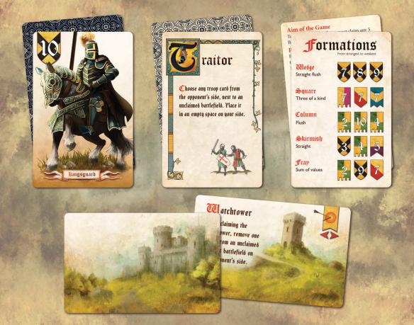 Battle Lines Cards