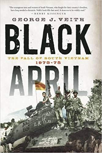 Black April Book