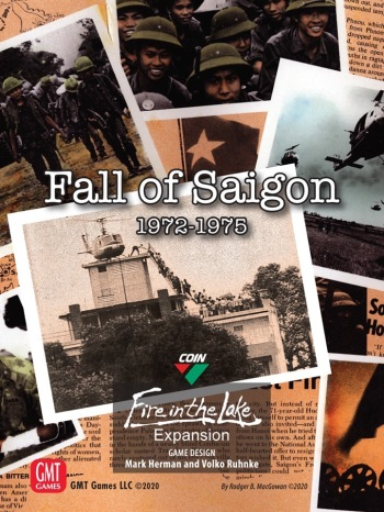 Fall of Saigon Title Banner