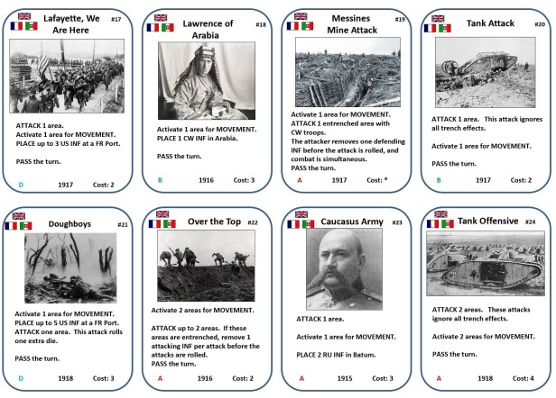 Imperial Tide Cards II