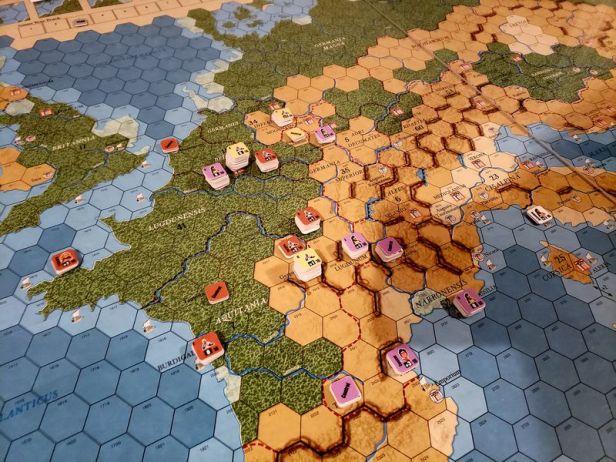 Imperium Romanum Board