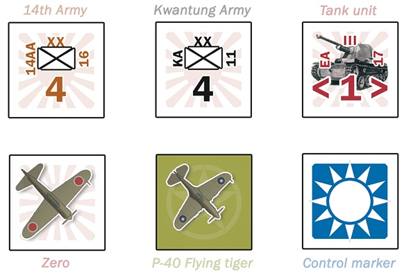 Operation Ichi-Go Counters 2