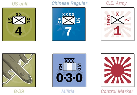 Operation Ichi-Go Counters