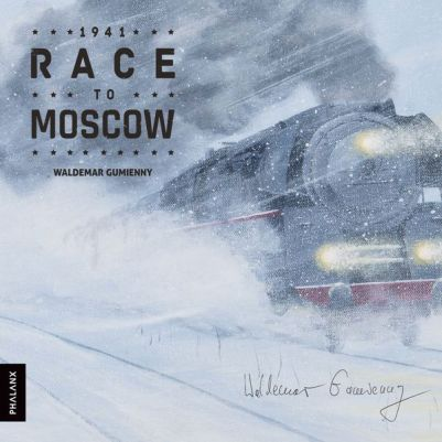 1941 Race to Moscow Cover