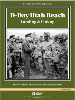 DDay Folio Series Cover