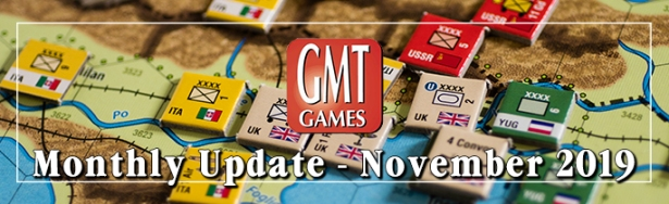 GMT November Monthly Update Banner
